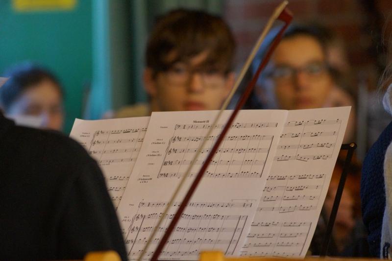 Konzert bei den