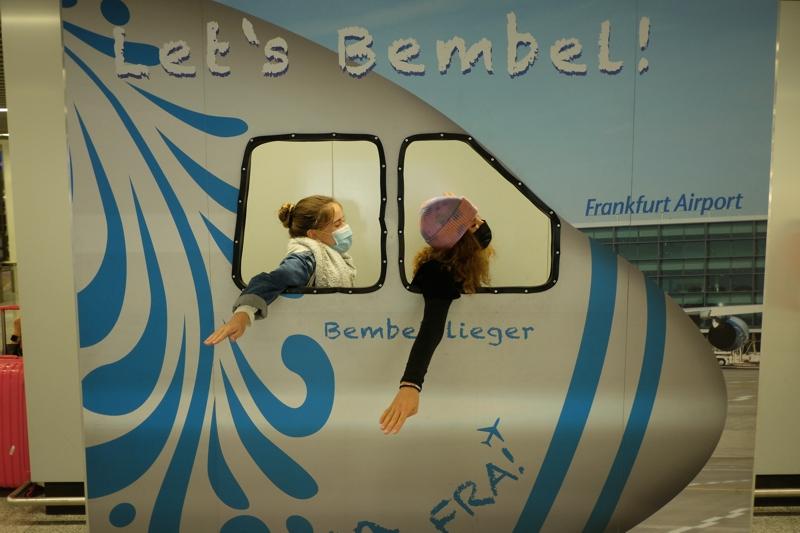 Bio-Leistungskurs Q2 in Frankfurt - trotz Corona unterwegs