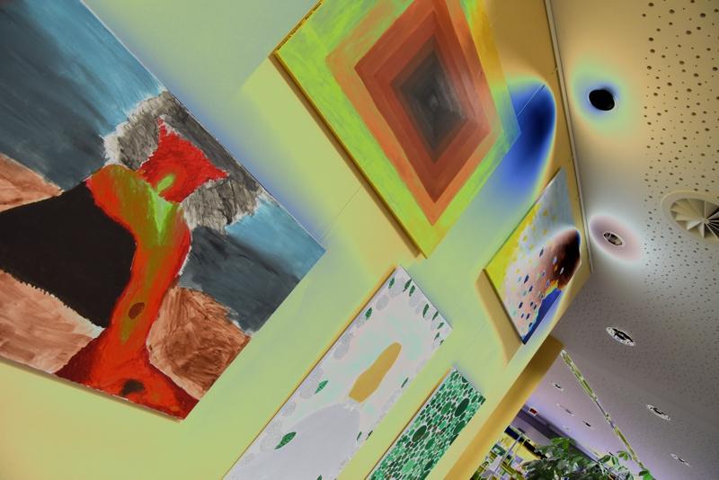 Ausstellung Chebiku eröffnet