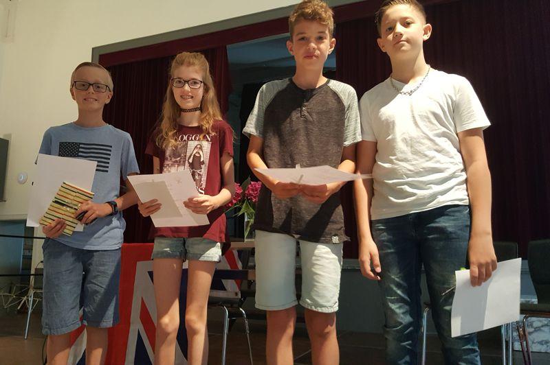 English Reading Contest